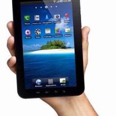 Grote vraag naar Galaxy Tab