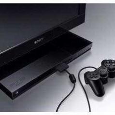 Sony stopt PS2 in Bravia-tv