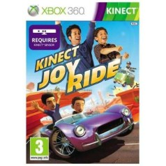 Review: Kinect Joy Ride voor Xbox 360