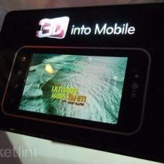 LG gaat 3D-smartphone voorstellen