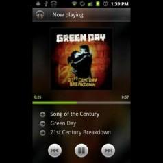 Nieuwe muziekspeler voor Android uitgelekt