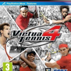 Review: Virtua Tennis 4