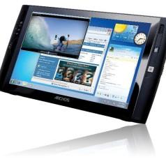 Archos 9 tablet doet het met Windows