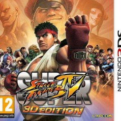 Review: Super Street Fighter IV 3D Edition