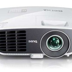 BenQ introduceert short-throw HT-projector