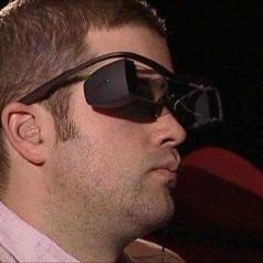 Sony experimenteert met ondertitelbril