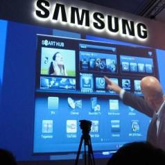 Overzicht: Samsung persconferentie op IFA 2011