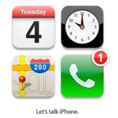 Apple heeft 4 oktober nieuws over iPhone