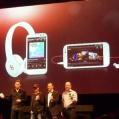 HTC stelt Sensation XL voor