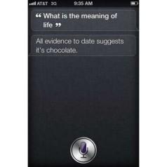 Apples Siri zegt de gekste dingen