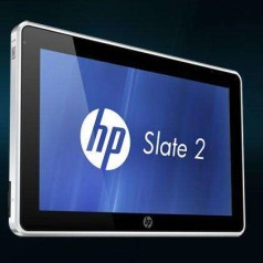 De HP Touchpad is dood, leve de Slate 2