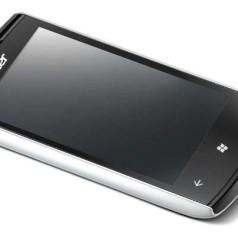 Eerste WP7 van Acer speelt op prijs
