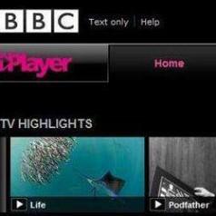 iPlayer komt naar iPhone en iPod Touch