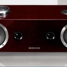 Speakerdock Samsung bevat lampenversterker