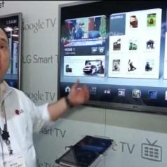 Videoverslag: Google TV en OLED-schermen bij LG