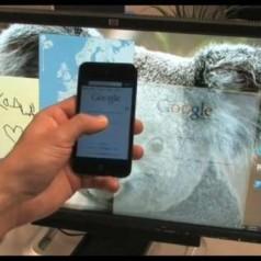 Virtueel projecteren met smartphone