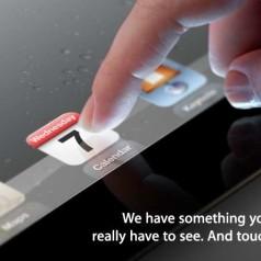 Volgende iPad op 7 maart