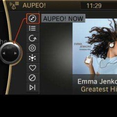 BMW brengt muziekdienst Aupeo naar wagen