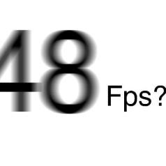 Hoe doet The Hobbit het met 48 fps?