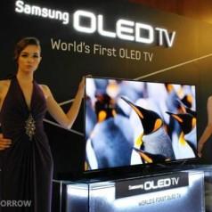 Samsung toont productieversie OLED-TV