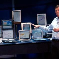 Komt Microsoft met eigen iPad-rivaal?