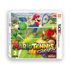 Review: Mario Tennis Open