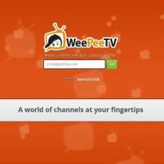 WeePeeTV wil concurreren met Telenet en Belgacom TV