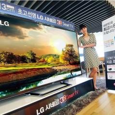 LG bouwt 84 inch 4K-monster