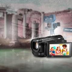 Beste videocamera: Canon LEGRIA HF M52