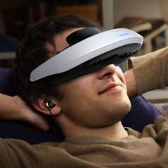 Sony toont een nieuwe Personal 3D Viewer