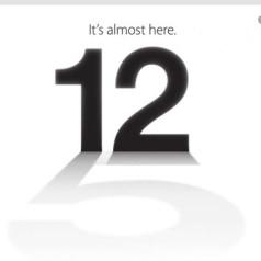 Nieuwe iPhone op 12 september