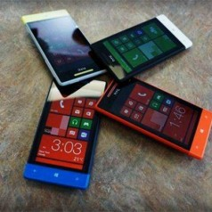 HTC toont Windows Phone 8 smartphones