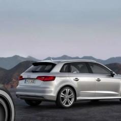 Audi A3 Sportback met nieuw B&O-audiosysteem