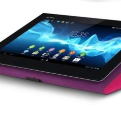 Sony-tablet gebundeld met James Bond-box
