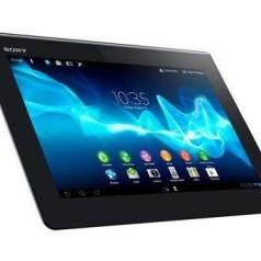 Sony-tablet sukkelt met productiefout