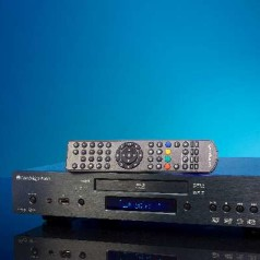 High-end Blu-ray-speler bij Cambridge Audio