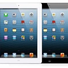 iPad nu met 128 GB