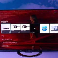 Preview: Sony vernieuwt Smart TV-interface