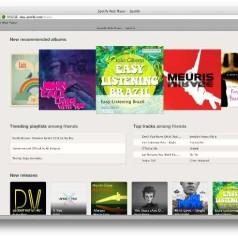 Spotify lanceert webspeler