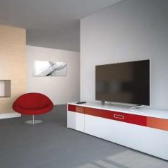 Personaliseerbare TV-meubels bij Aldenkamp