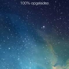 Vijf belangrijkste nieuwe features in iOS 7
