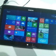 Samsung-tablet draait Android én Windows