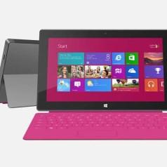 Microsoft snoeit stevig in prijs Surface RT-tablet