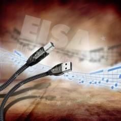 Beste hifi-accessoire: AudioQuest Carbon USB cable