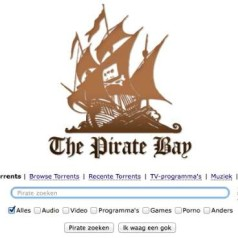 Blokkade The Pirate Bay heeft geen zin