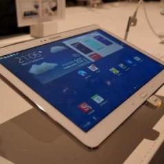 Samsung Galaxy Note 10.1 met hogeresolutiescherm