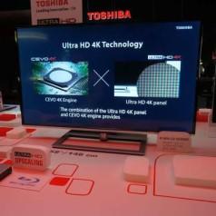 Toshiba legt de prijslat voor 4K-TV nog lager