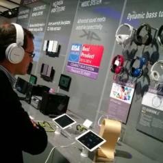 Panasonic brengt surround naar hoofdtelefoons