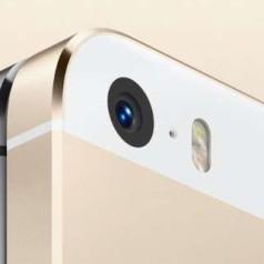 Apple lanceert gouden iPhone 5s