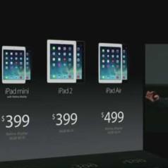 iPad Air: waanzinnig dun en licht
